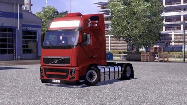 Volvo FH13 460 + Interior