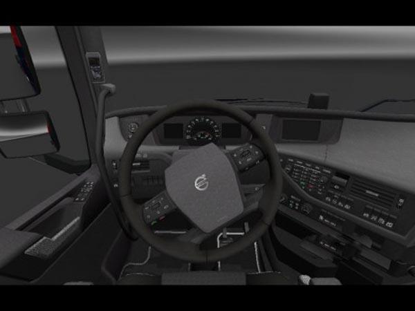Volvo Grey Interior