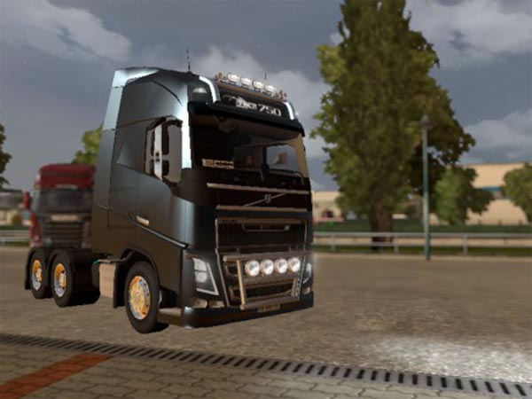Volvo Realistic Pack