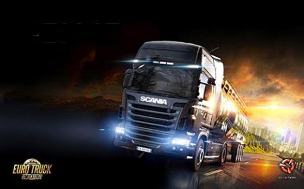 2280 HP Scania Engine