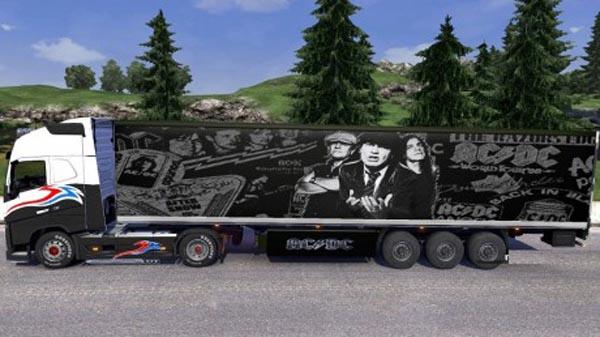 AC DC trailer