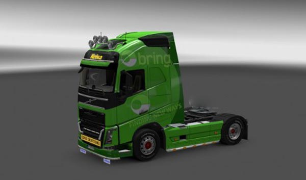 Bring skin for Volvo FH