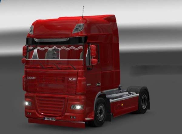 DAF XF 105 Edit