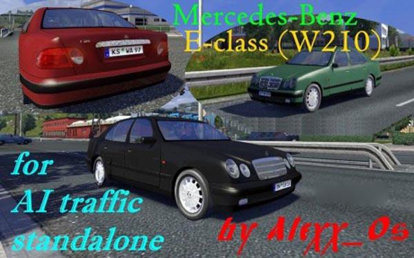 Mercedes Benz E Class W210
