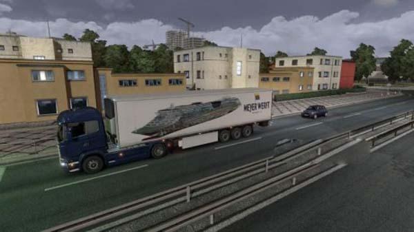 Meyer Werft Trailer