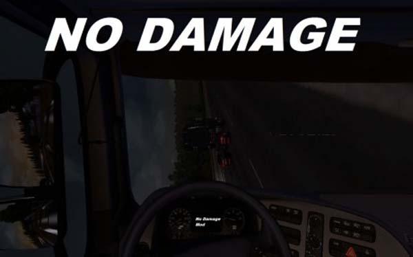 No Damage Mod