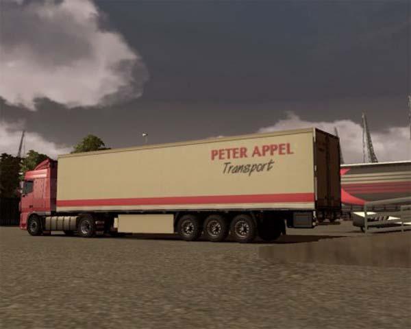 Peter Appel Trailer Skin