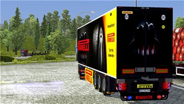 Pirelli Combo Skin Pack for Scania