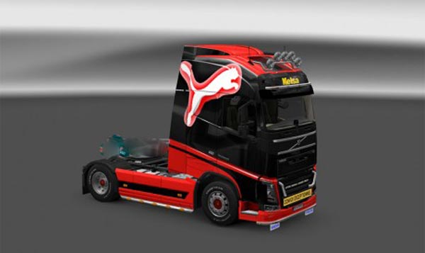 Puma skin for Volvo FH