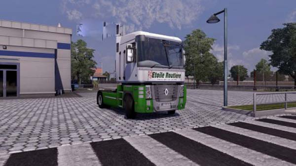 Renault Magnum Etoile Routiere Skin
