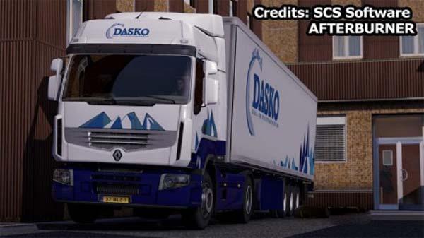 Renault Premium Dasko Combo