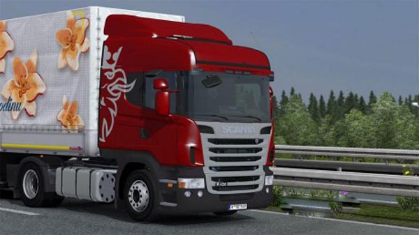 Scania R for 1.11.x versions and older