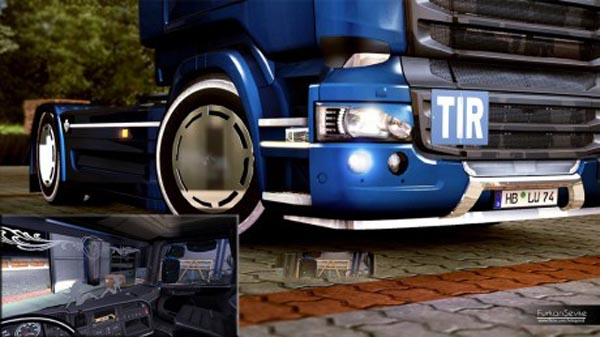 Scania Streamline Edit