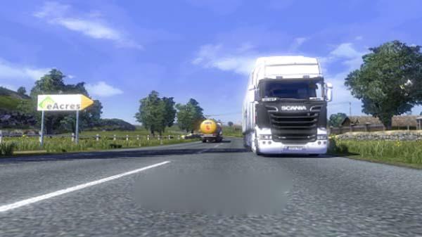Scania Streamline Holland Skin