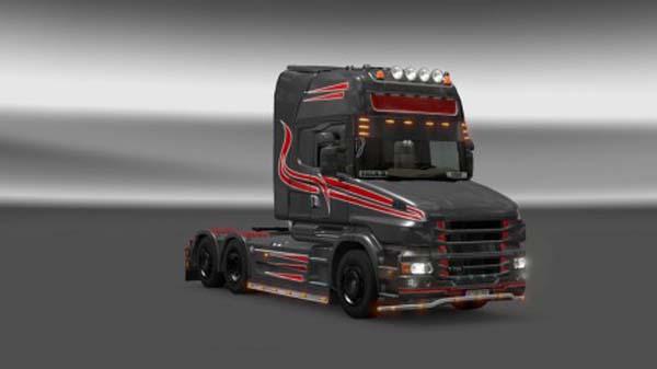 Scania T Skin