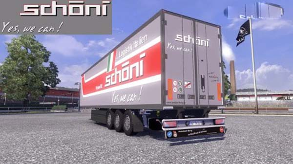 Schoeni Coolliner Trailer