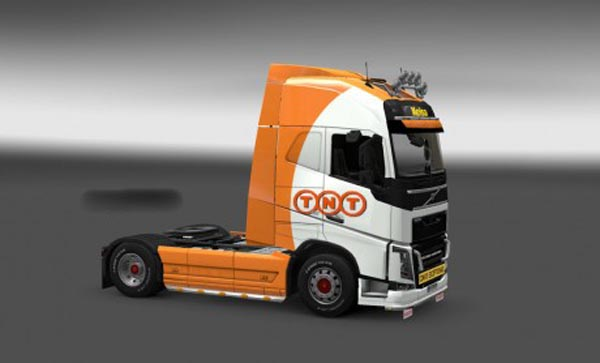 TNT skin for Volvo FH