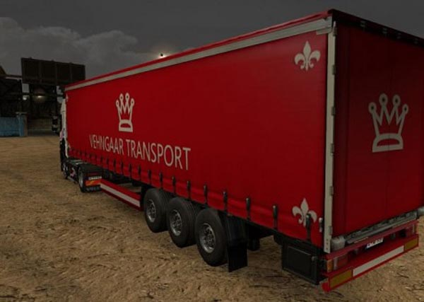 Vehngaar Transport trailer