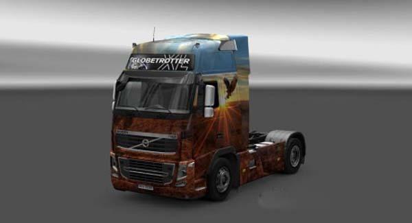 Volvo FH 2009 Free Spirit Skin