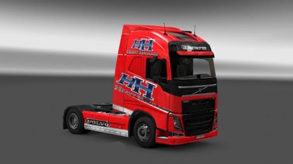 Volvo FH 2012 Heavy Haulage Skin