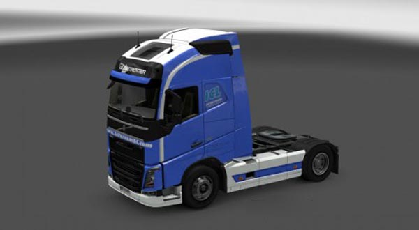 Volvo FH 2012 ICL Skin