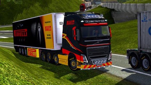 Volvo FH 2012 Pirelli Skin