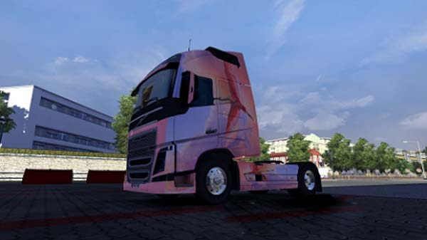 Volvo FH 2012 Skin