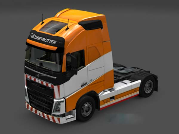 Volvo FH 2012 TP Skin