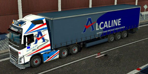 Alcaline combo for Volvo FH