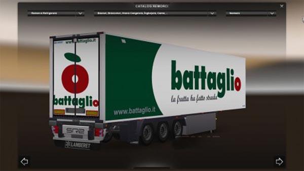 Battaglio Trailer