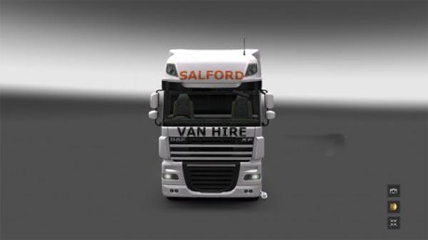 DAF XF Salford