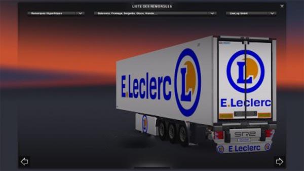 E.LECLERC Trailer