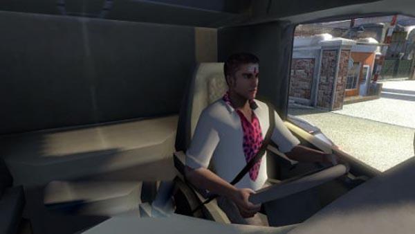 ETS 2 Driver mod
