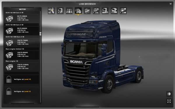 Engine Mod