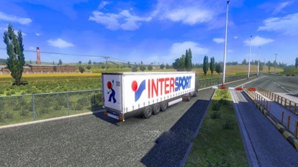 Intersport trailer