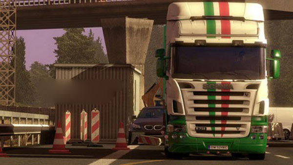 Italy skin for Scania