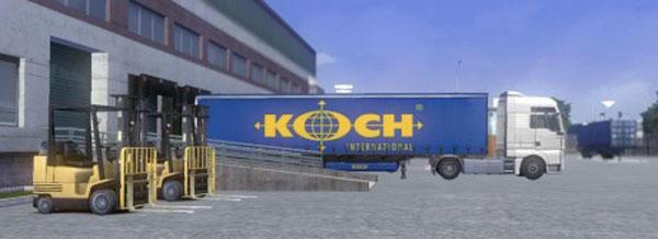 Koch International Trailer