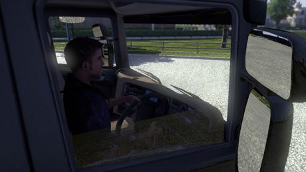 Open Window for Scania Streamline