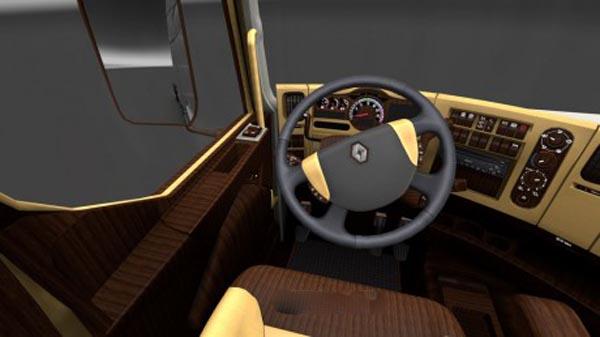Renault Premium Wood Interior
