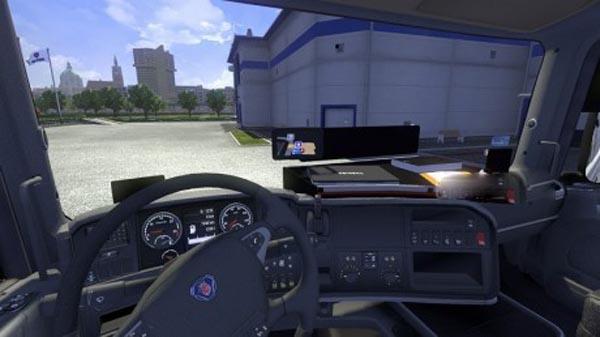 Scania Highline + Interior