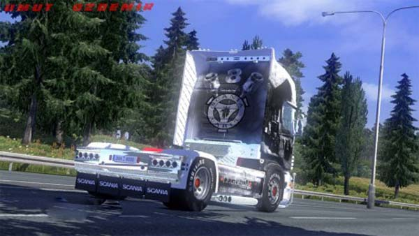 Scania Legend skin