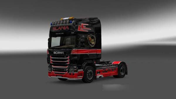 Scania Skin