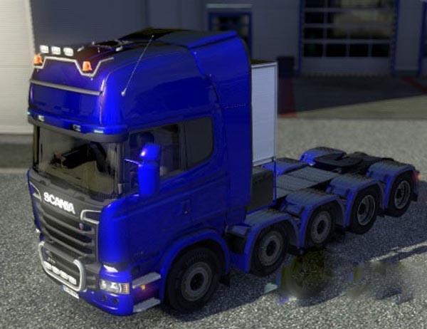 Scania Streamline 10×8