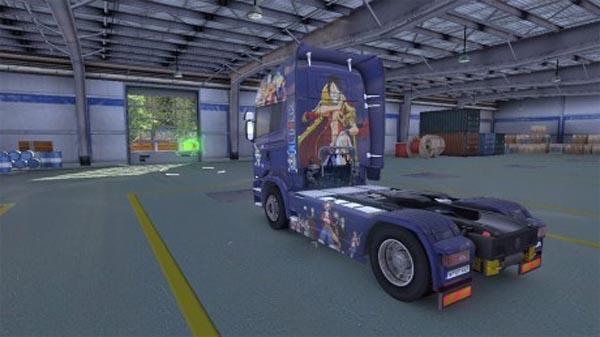 Scania Streamline One Piece
