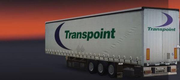 Schmitz Transpoint Trailer Skin