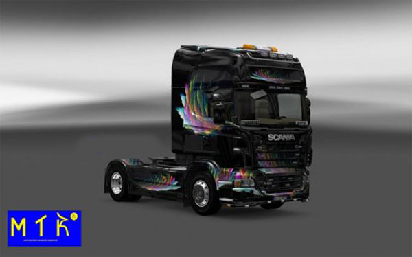 Skin Scania FDT 5838