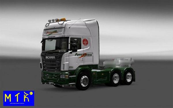 Skin Scania Panexpress