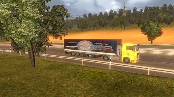 Southern Pacific Trailer Skin