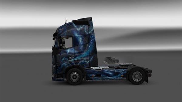 Volvo 2012 Star skin