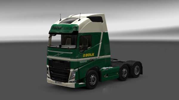 Volvo FH 2012 Bolk Almelo Skin